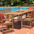 Why teak is better for your outdoor furniture